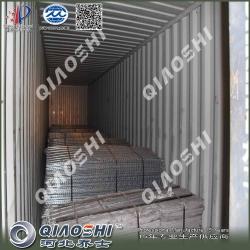 乔士电焊网组合式防暴墙乔士专利产品