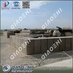 乔士露营训练基地安全防爆墙