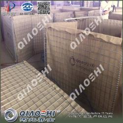 乔士电焊网组合式屏障部队防护系统